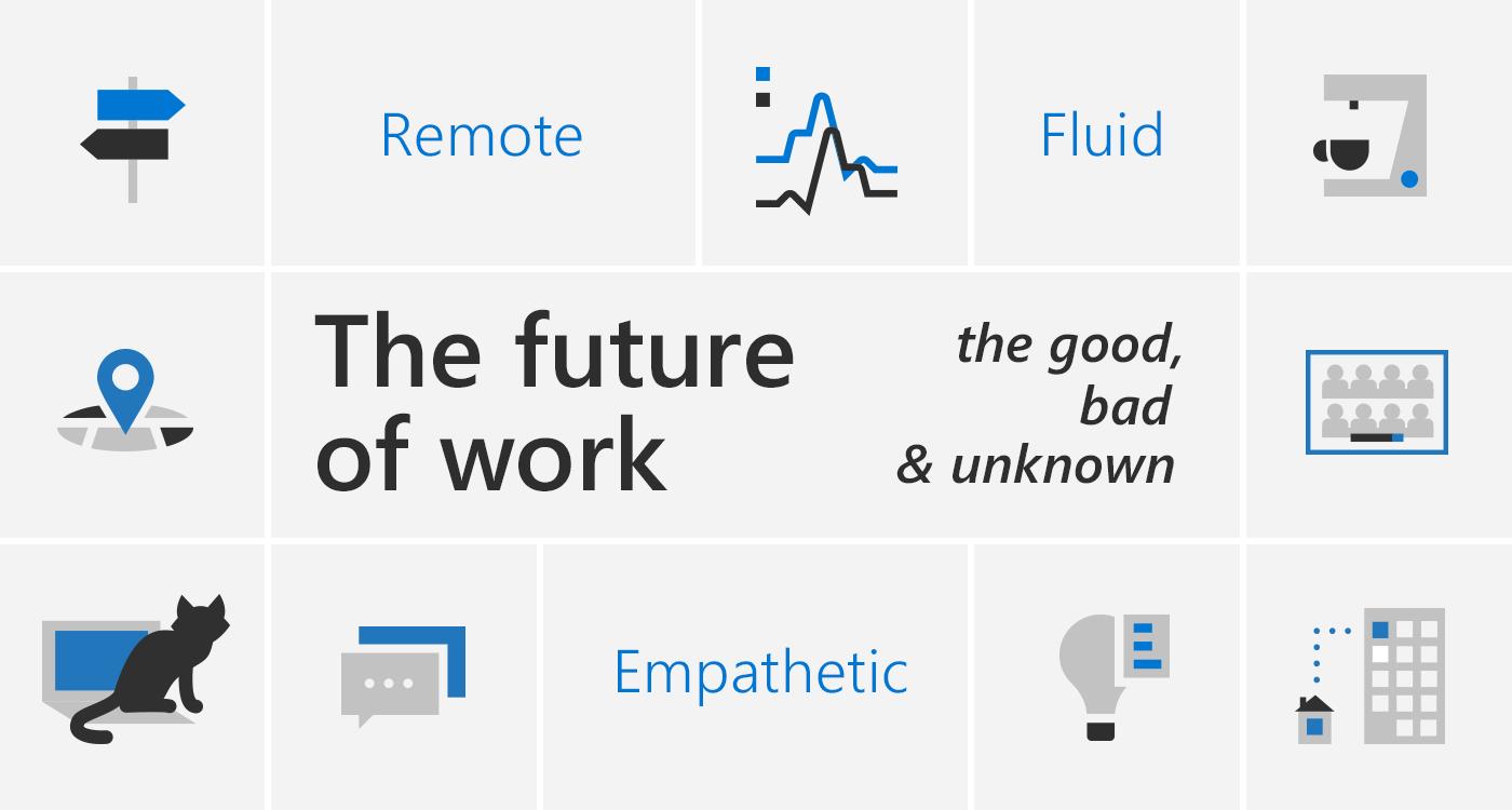 Análisis de Microsoft revela que el teletrabajo y el regreso al trabajo presencial pueden ser igual de difíciles