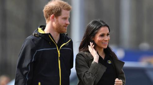 El príncipe Harry abrió una cuenta secreta en Instagram para enamorar a Meghan Markle
