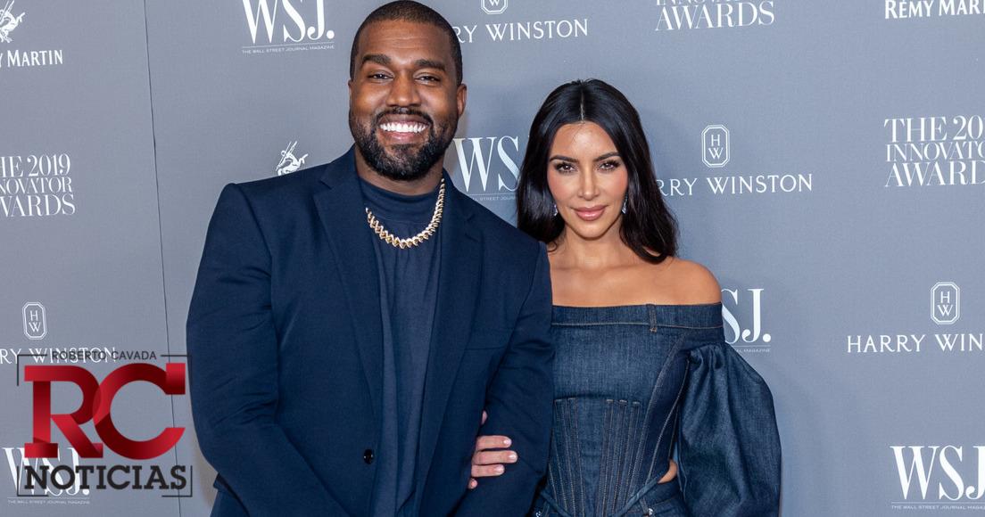 ¡Kim Kardashian niega que vaya a divorciarse de Kanye West y publica fotos vestida de novia!