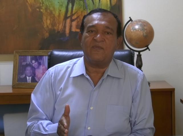 Video | Antonio Marte denuncia gobierno reanuda construcción suspendida terminal de autobuses entrada de Los Alcarrizos