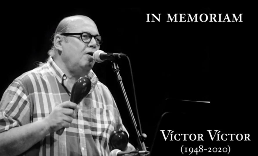 Video | Fundación Refidomsa publica canciones grabadas por Víctor Víctor