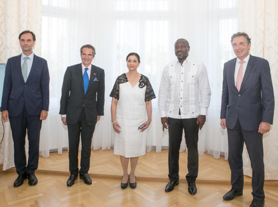 Misión Permanente de República Dominicana ante las Organizaciones Internacionales en Viena cumple 15 años
