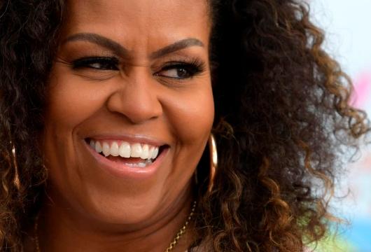 Michelle Obama emitirá su propio pódcast en Spotify