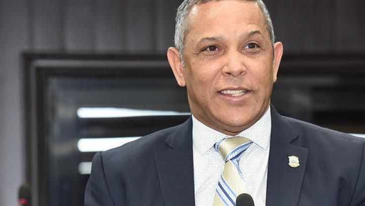 Franklin Romero agradece que lo hayan elegido como senador por la provincia Duarte