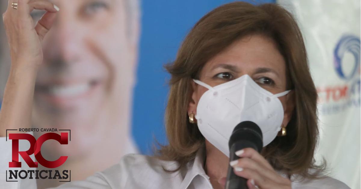 Raquel Peña informa cinco millones de dominicanos tienen dos dosis de vacuna contra Covid-19