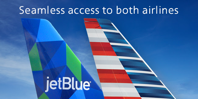 American Airlines y Jetblue se unen para compartir vuelos