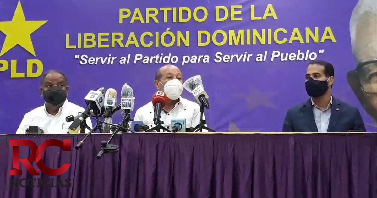 Video | PLD designa integrantes de Comisión Organizadora