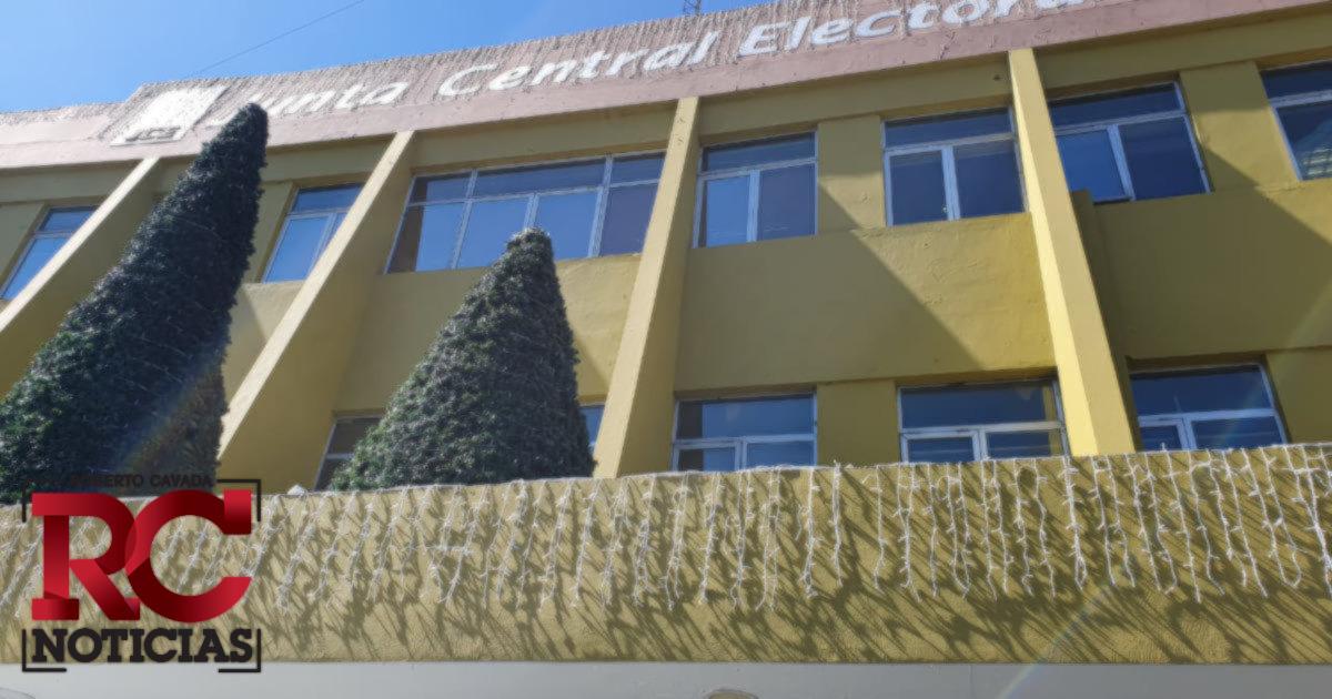 JCE suspende sus labores por posible paso de tormenta