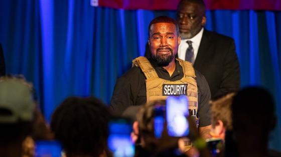 Aseguran que Kris Jenner está buscando proteger la imagen de su yerno Kanye West