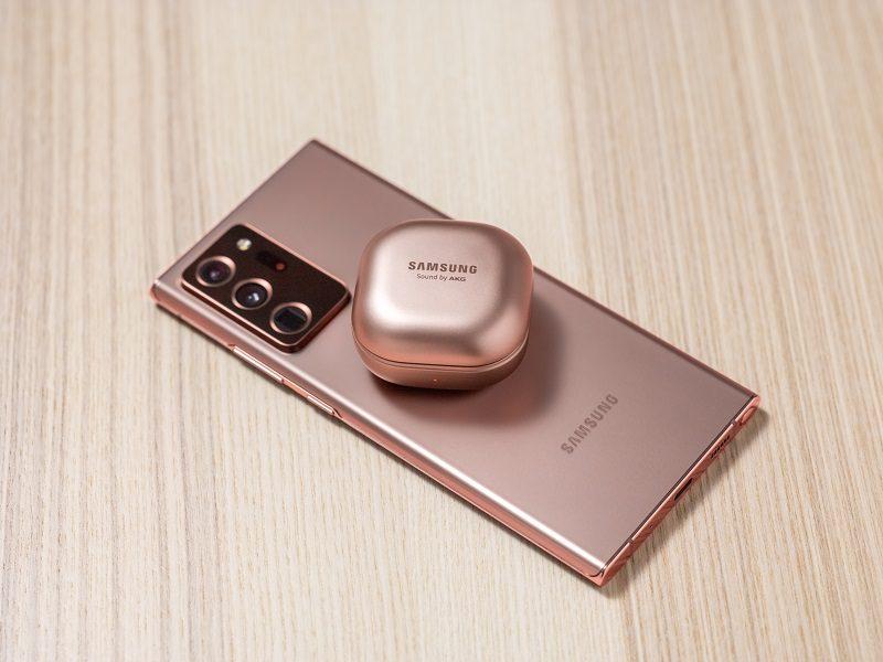 Samsung presenta cinco dispositivos nuevos dentro del ecosistema Galaxy para empoderar el trabajo y el juego