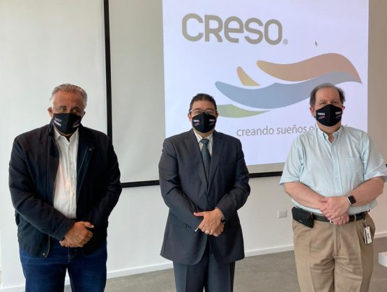 CRESO y MIDEREC seguirán de la mano con nuevo ministro de Deportes