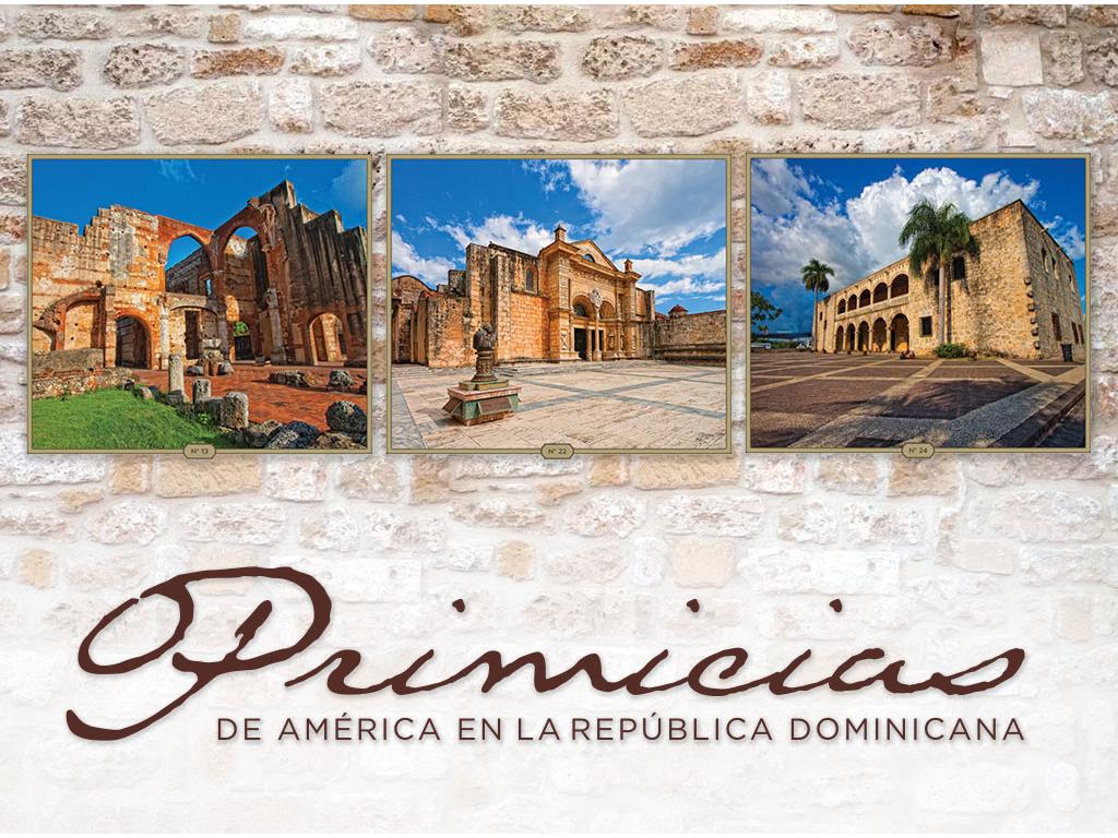Presentan exposición virtual: Primicias de América en la República Dominicana