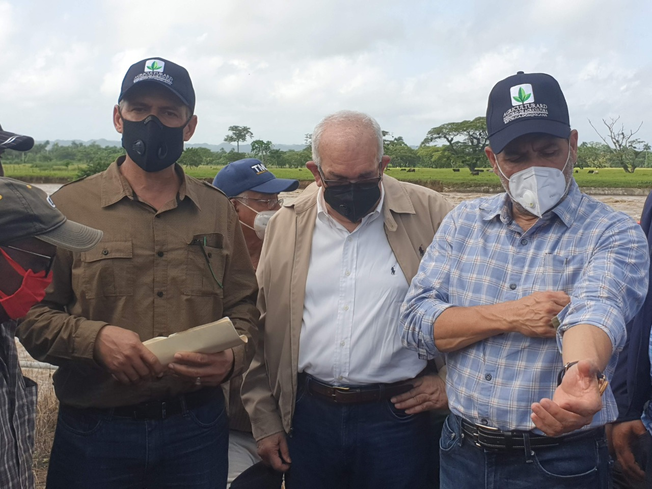 "Limber Cruz: ""Lluvias de tormenta Laura benefician  agricultura por estragos causados por sequía"""