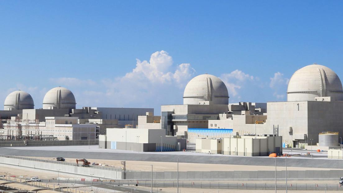 EAU se convierte en el primer país árabe en poner en funcionamiento un reactor atómico