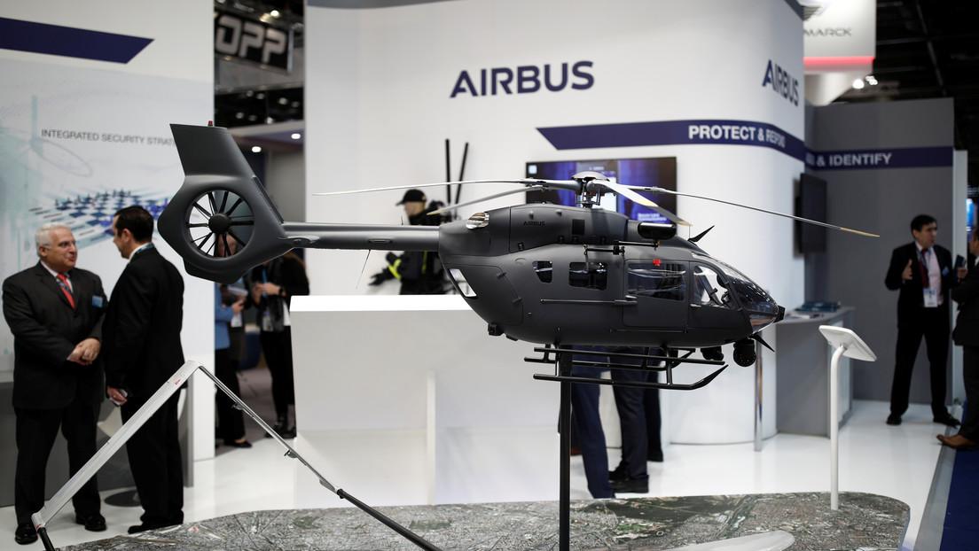 Video | El revolucionario 'taxi aéreo' autónomo de Airbus completa su primer vuelo en público