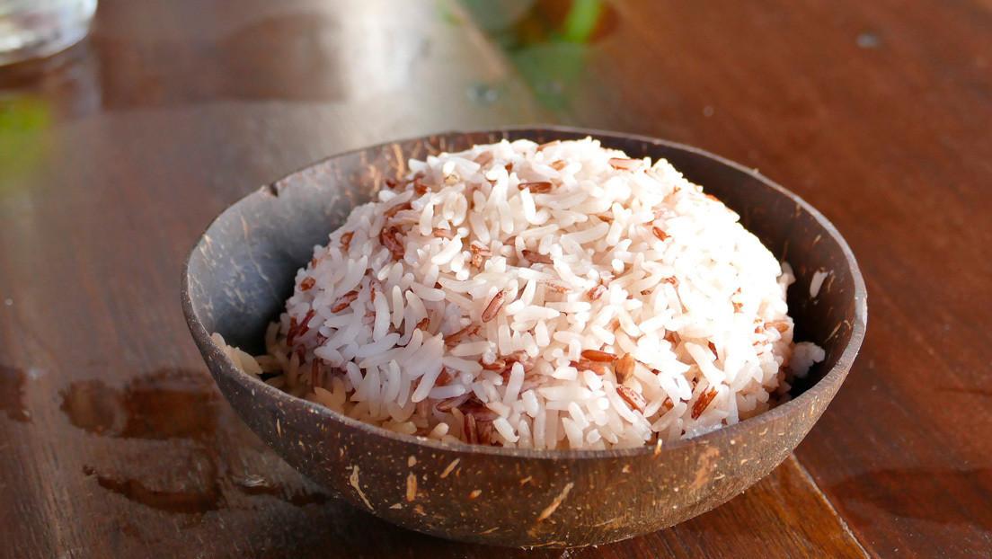 Vinculan un elevado consumo de arroz a un mayor riesgo de muerte por enfermedades del corazón