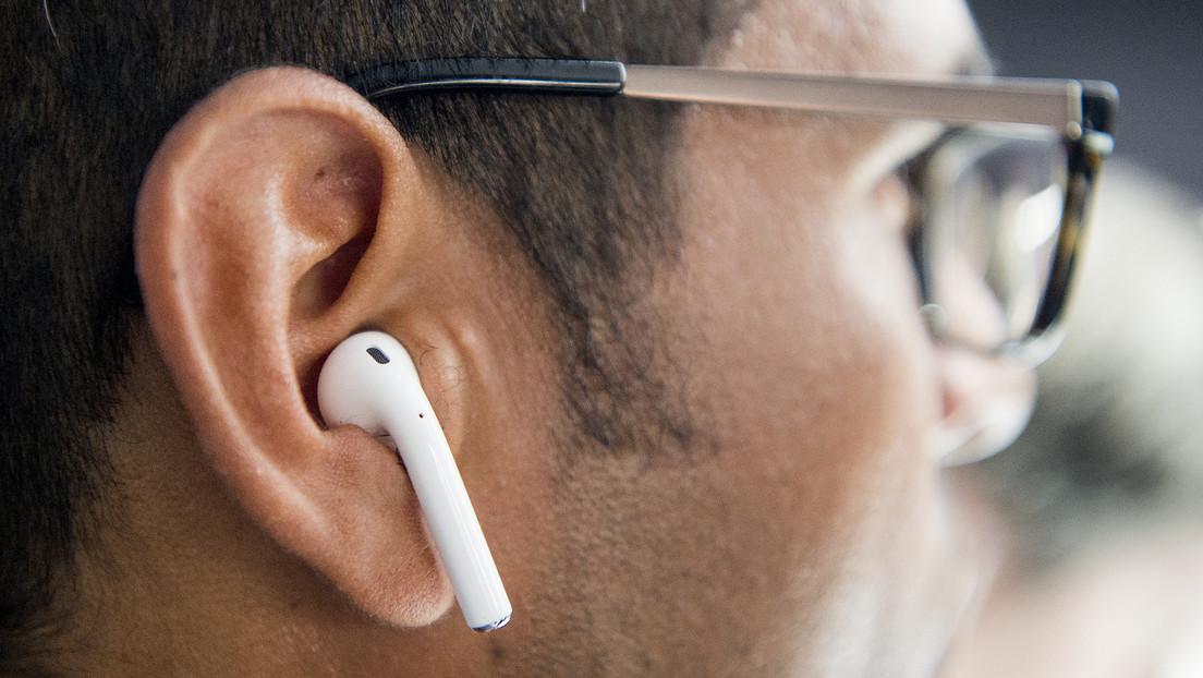 Apple patenta una herramienta con la que los AirPods garantizarían la seguridad de los usuarios