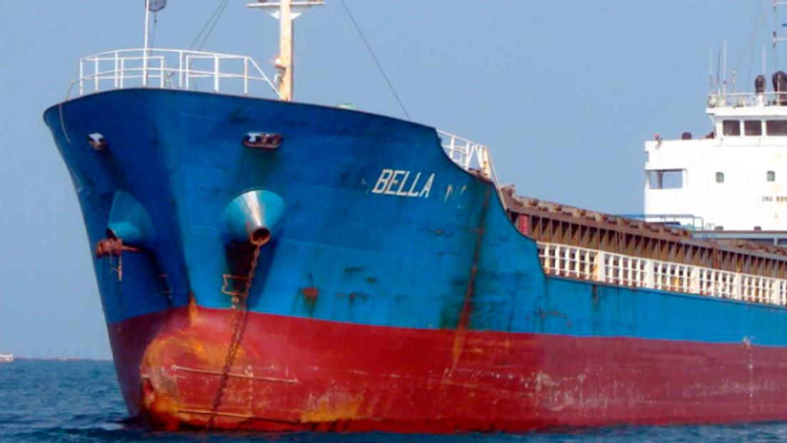 EE.UU. anuncia la incautación de cuatro petroleros iraníes que se dirigían a Venezuela con combustible