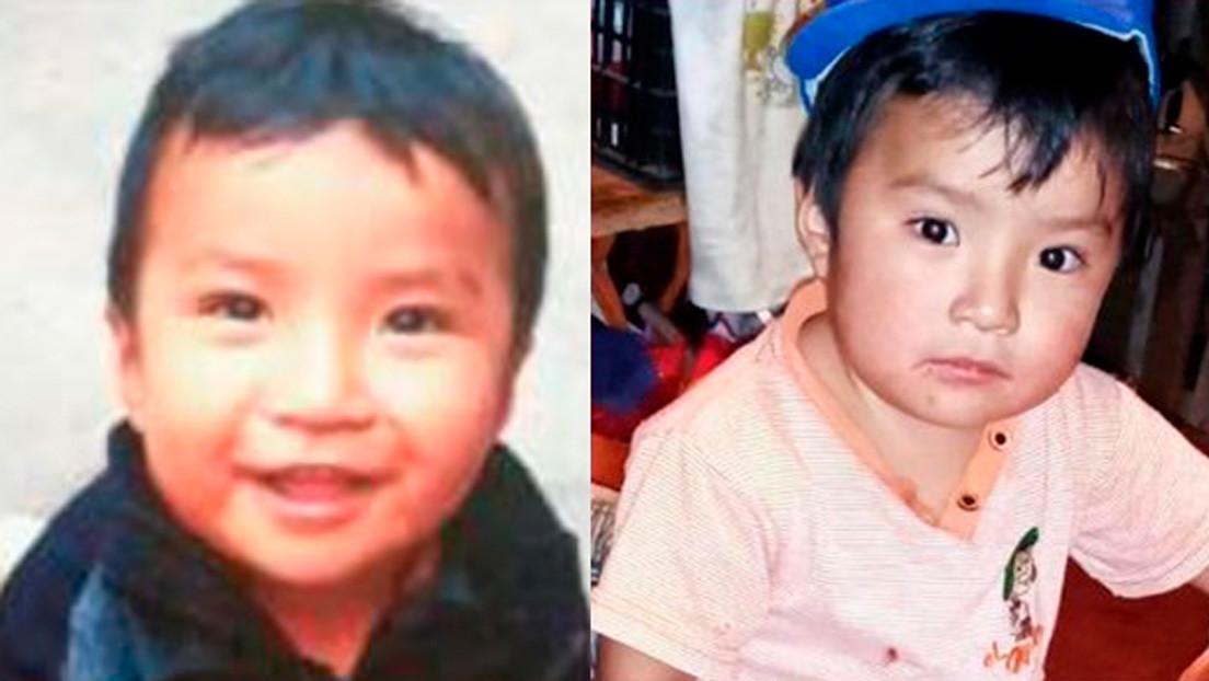 """Rescatan """"sano y salvo"""" a Dylan Esaú, el niño de 2 años secuestrado hace mes y medio en un mercado mexicano"""