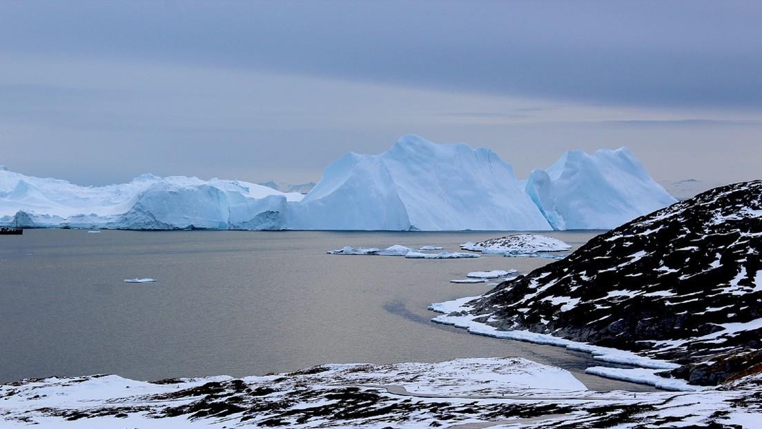 """Alertan que los glaciares de Groenlandia se """"derriten a un punto sin retorno"""""""