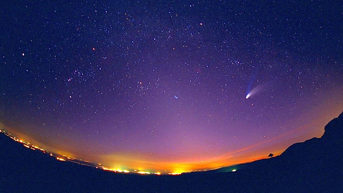 La constelación de Orión y la estrella más brillante, Sirio, serán visibles este fin de semana