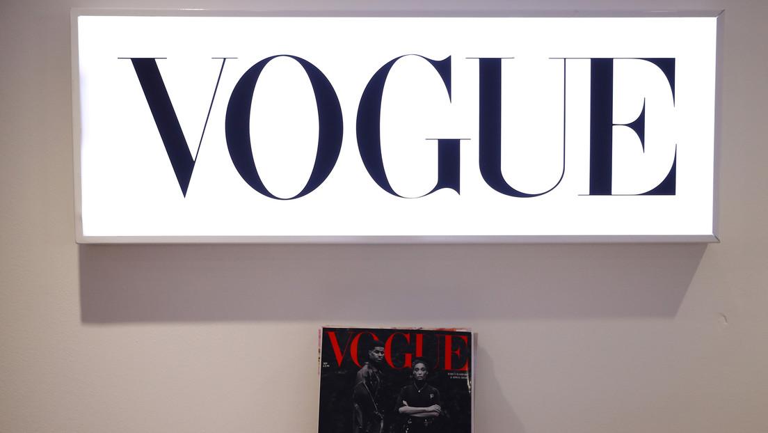 Niña afectada por la explosión de Beirut aparece en la portada de la edición árabe de Vogue
