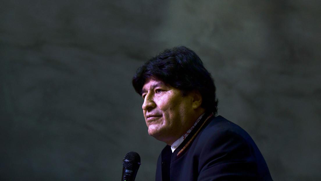 Gobierno de facto de Bolivia denuncia a Evo Morales por una presunta relación con una menor