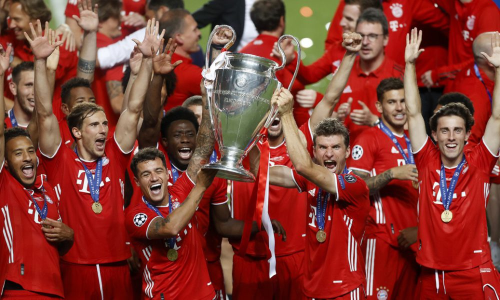 El Bayern de Múnich gana su sexta final de la Champions tras vencer al PSG