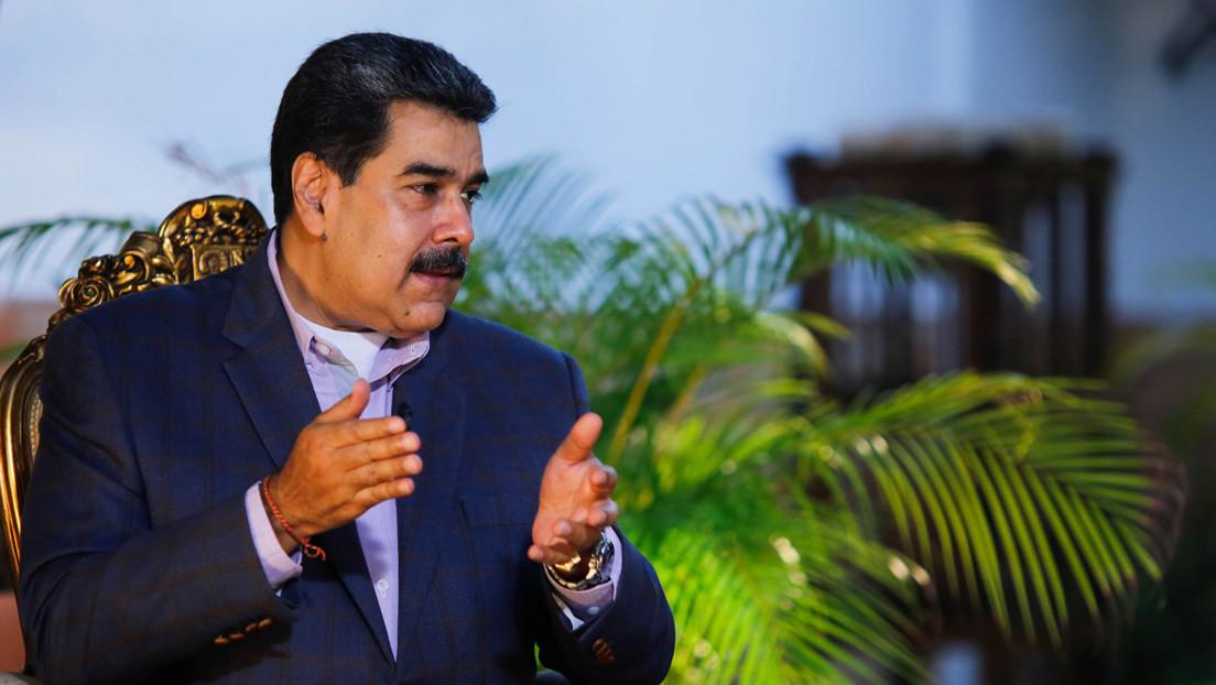 """Maduro reitera su disposición a """"reconstruir"""" las relaciones con EE.UU. """"gane quien gane"""" las elecciones presidenciales"""