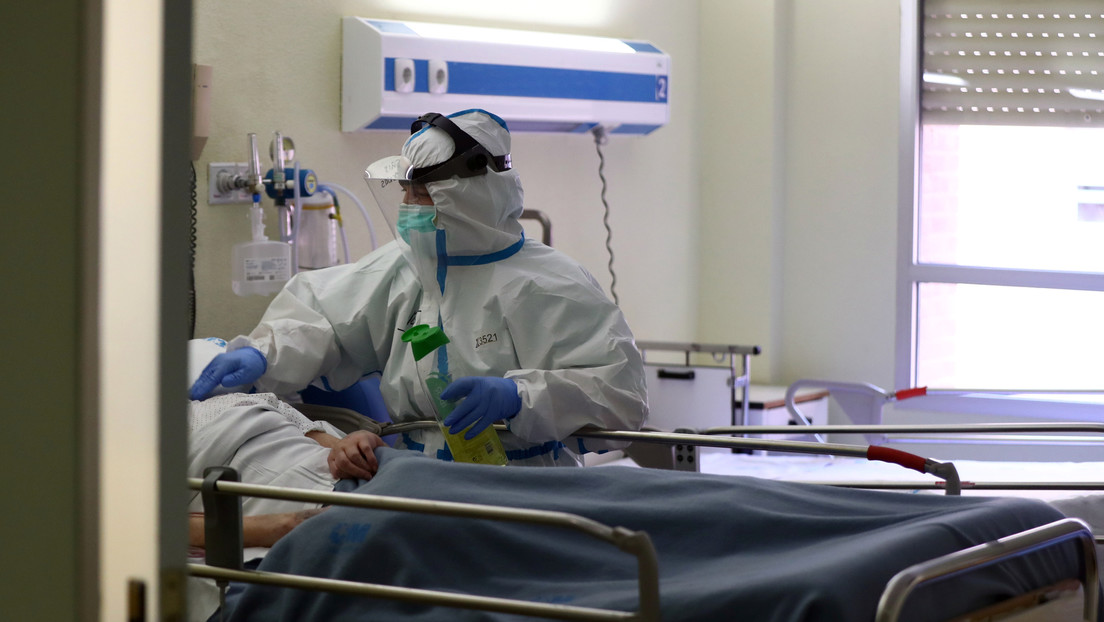 Se niega a usar mascarilla en el hospital para dar a luz, da positivo al Covid-19 e infecta a personal médico