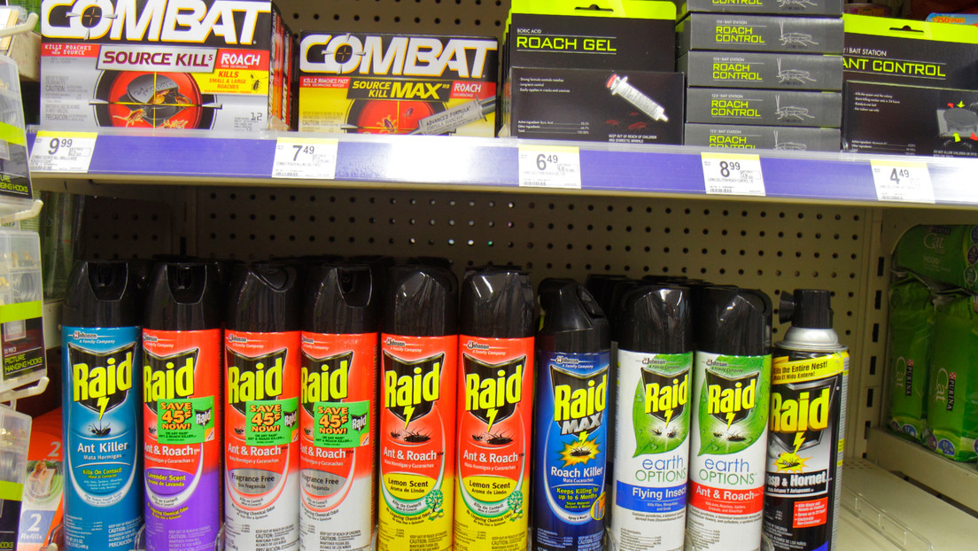 Revelan una sustancia en aerosoles contra insectos que podría neutralizar el coronavirus