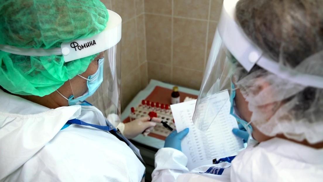 Rusia planea comenzar la vacunación de la población contra el coronavirus después de noviembre o diciembre