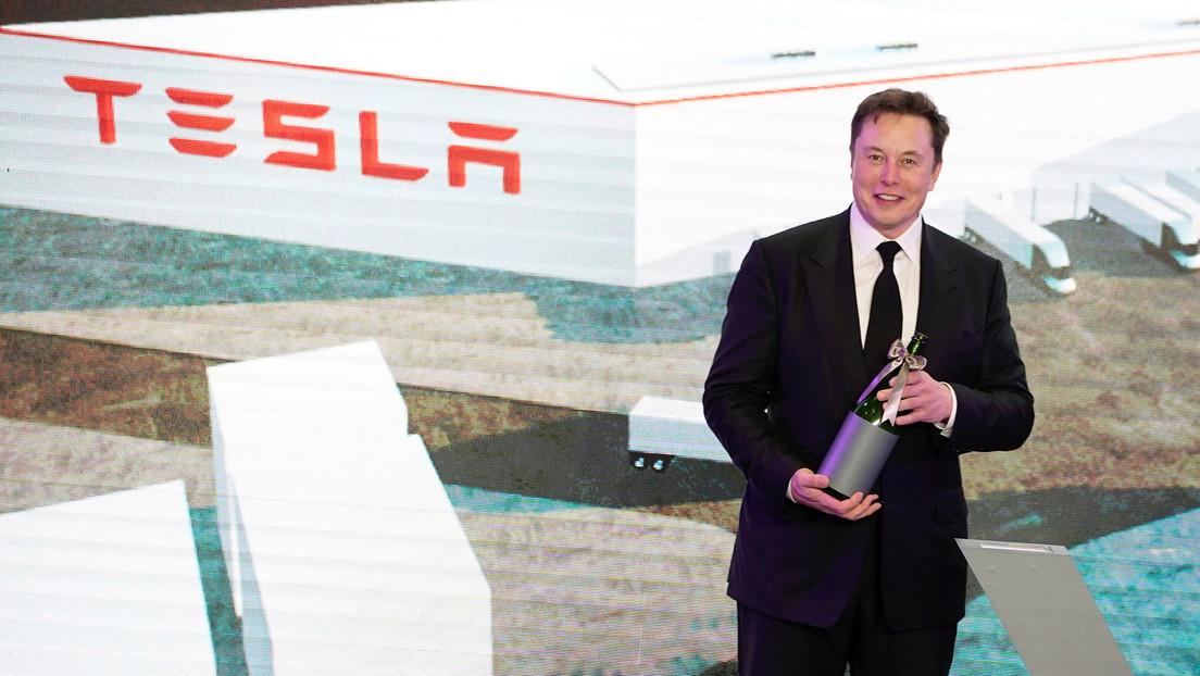 Elon Musk se convierte en la quinta persona del mundo con una fortuna superior a los 100.000 millones de dólares