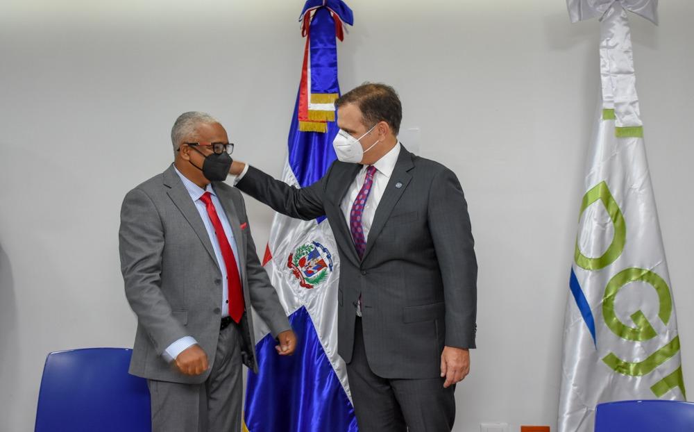 Juan Rosa asume como nuevo Director General de Jubilaciones y Pensiones