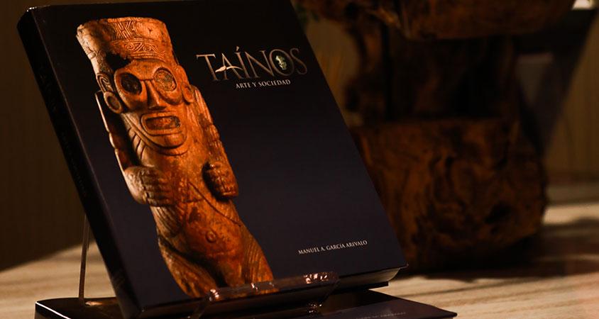 """Banco Popular realiza conversatorio sobre libro """"Taínos, arte y sociedad"""""""