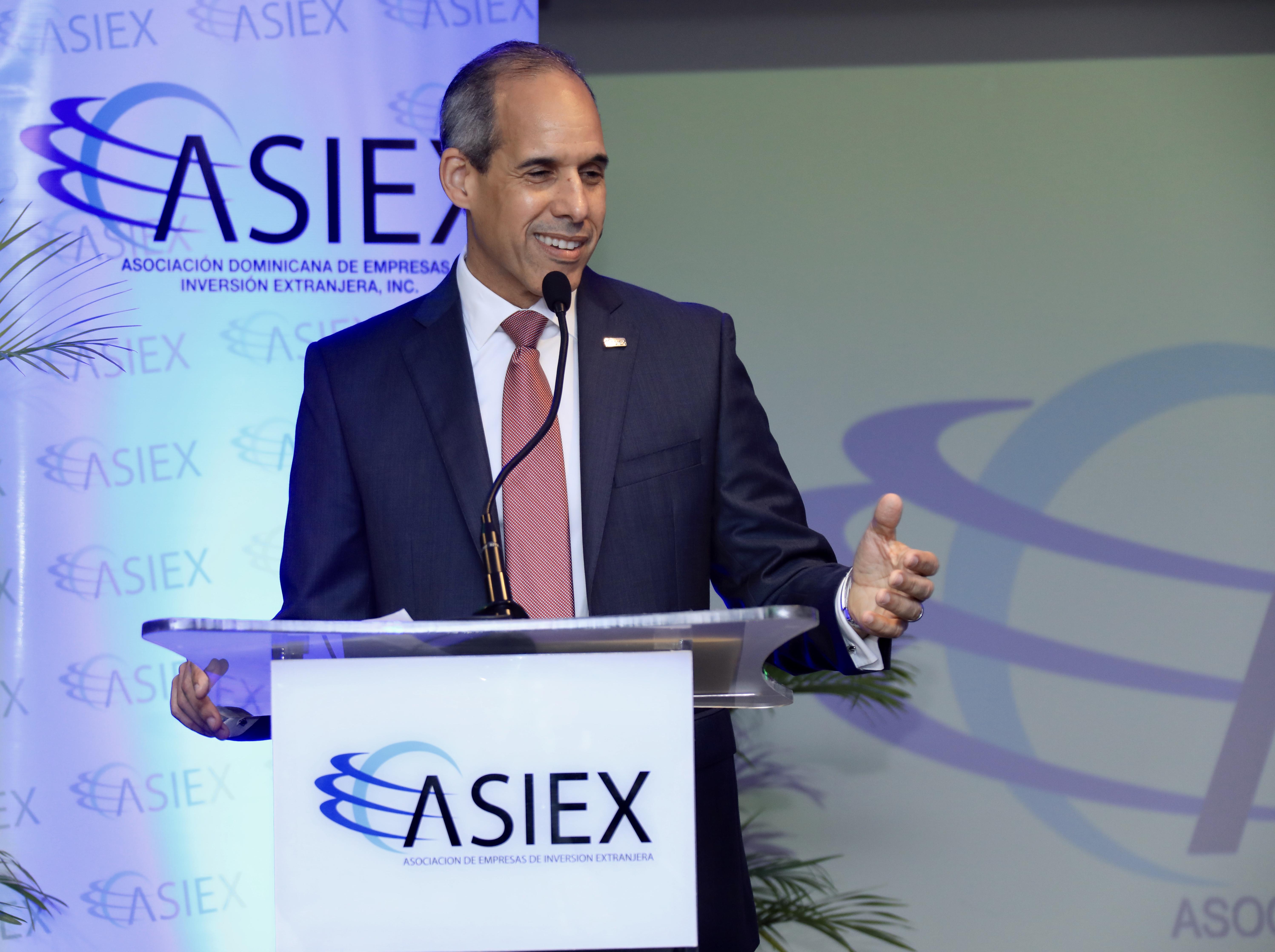 ASIEX felicita al presidente Luis Abinader en su juramentación