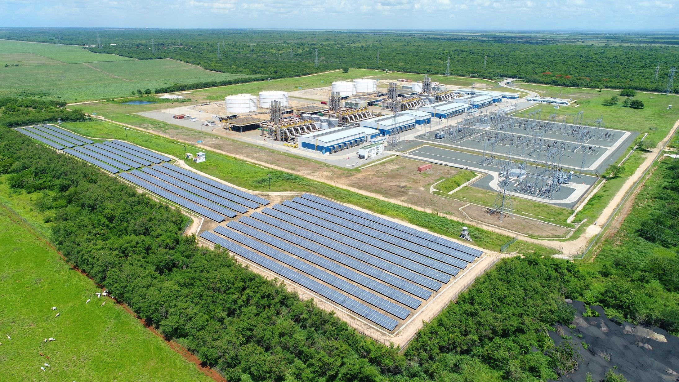 EGE Haina seguirá invirtiendo en energías renovables y a gas natural
