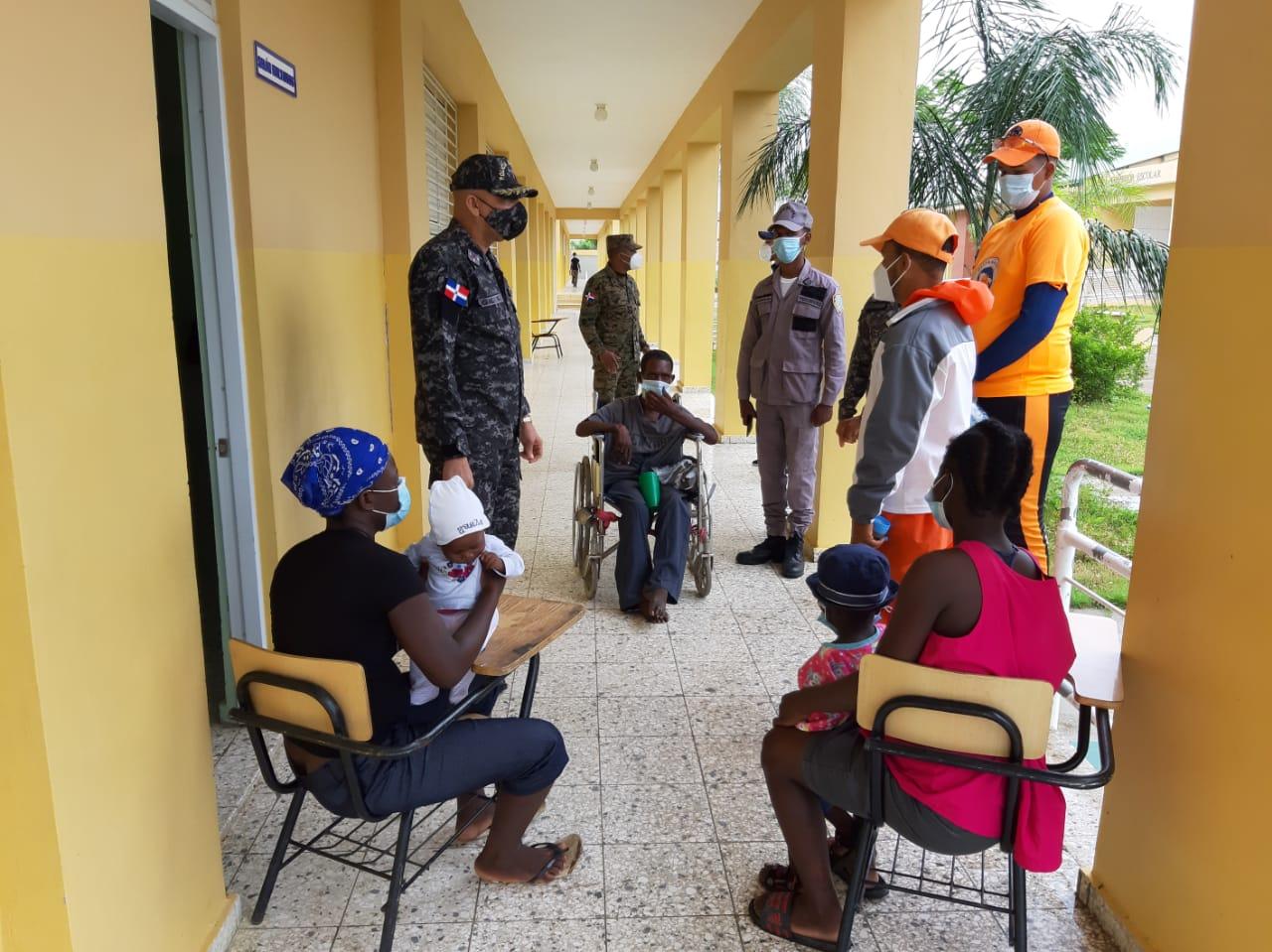 MINERD instruye recorrido por centros educativos afectados por tormenta Laura