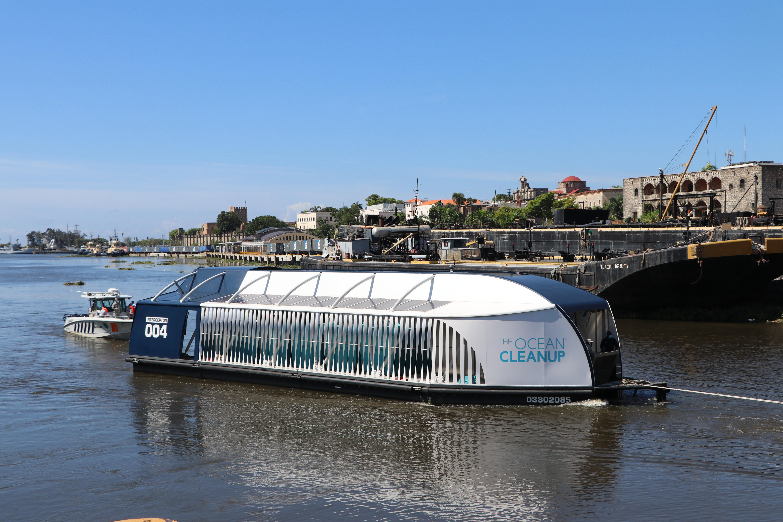 Arranca operación del Interceptor 004 para recuperación de los ríos Ozama e Isabela