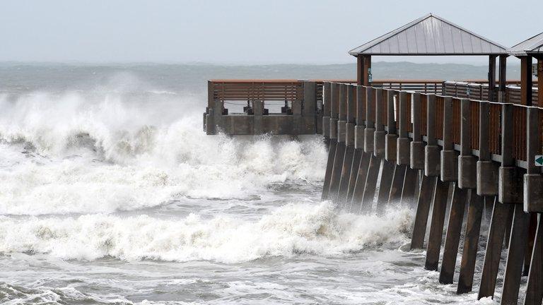 La depresión tropical Catorce podría convertirse en tormenta Marco en el Caribe