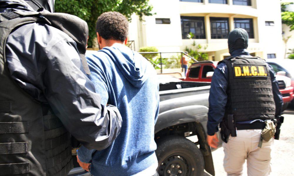 DNCD anuncia que en este año ha capturado más de 20 extranjeros y dominicanos