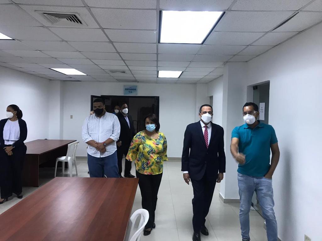 Antonio Peña Mirabal agradece apoyo de dominicanos, pide al país cuidar los logros alcanzados por la Revolución Educativa