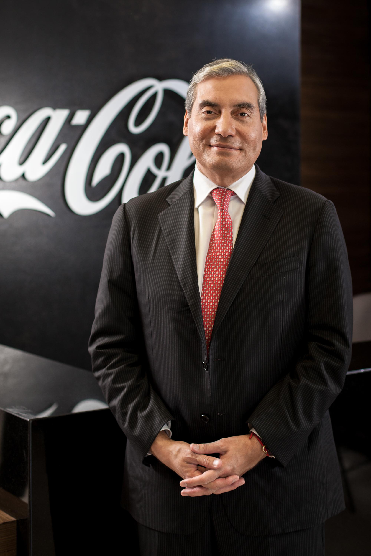 Alfredo Rivera es nombrado nuevo presidente de Coca-Cola Norteamérica