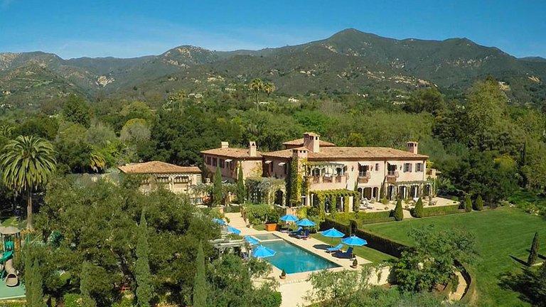 La fortuna que pagaron Meghan Markle y el príncipe Harry por la impactante mansión en Santa Barbara