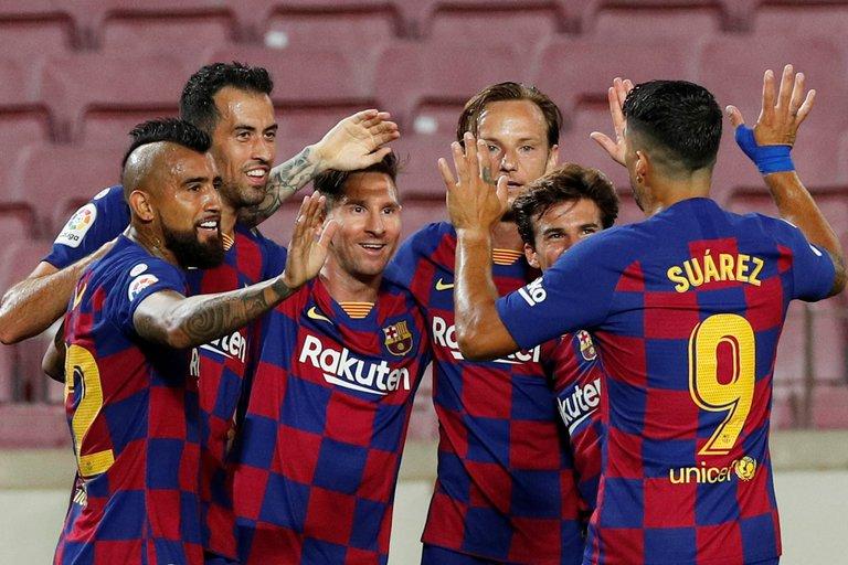 Se desarma el Barcelona: otro de los pesos pesados a un paso de fichar por otro club