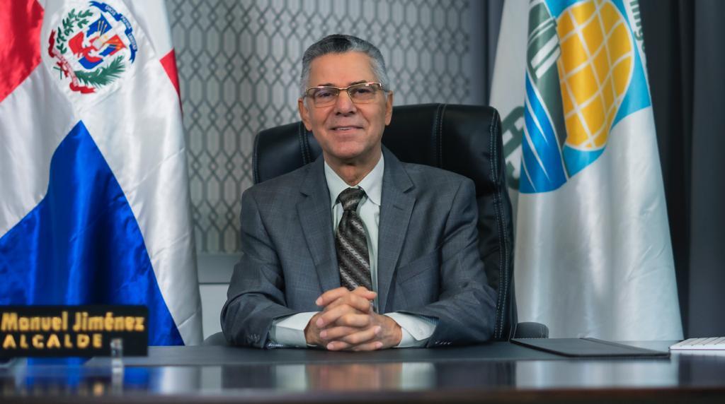 """Manuel Jiménez a sus primeros 100 días de gestión: """"Logros que exhibir tenemos muchos, pero seguimos trabajando sin descansar"""""""