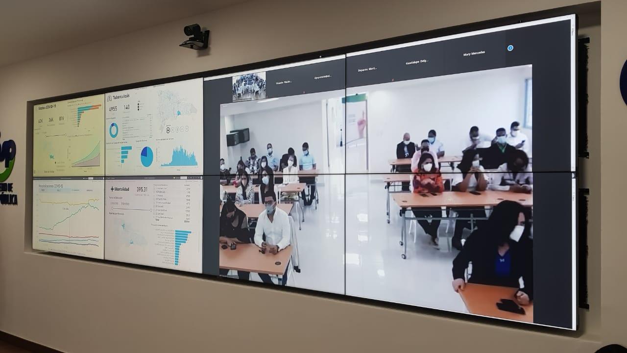 MSP deja en funcionamiento el Centro de Inteligencia en Salud Pública (CISP) y sala situacional