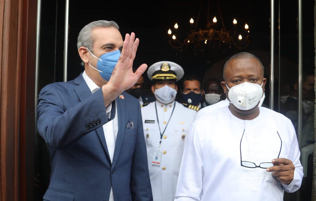 Luis Abinader asegura nuevo gobierno está preparado para hacer frente a los desafíos