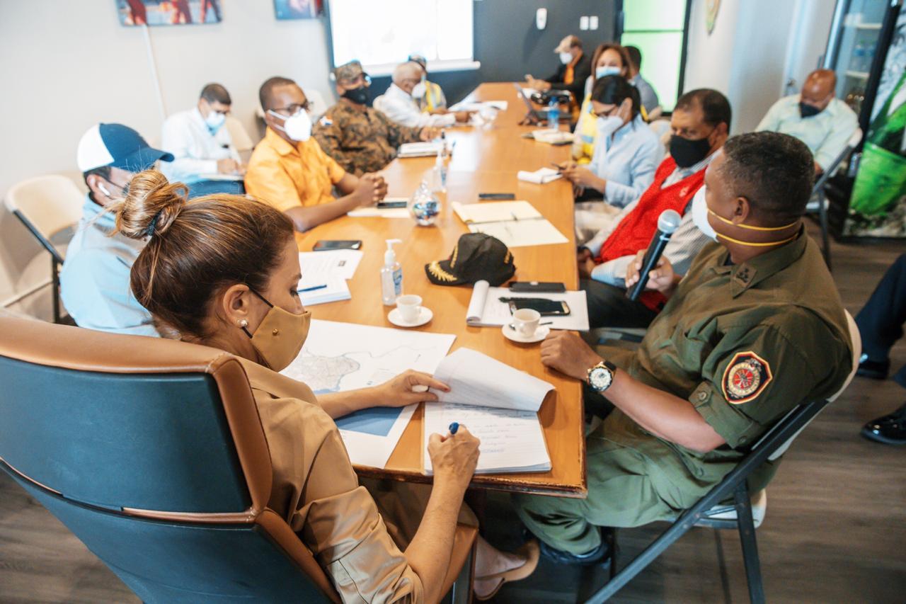 ADN activa Comité de Mitigación de Desastres ante paso de tormenta Laura
