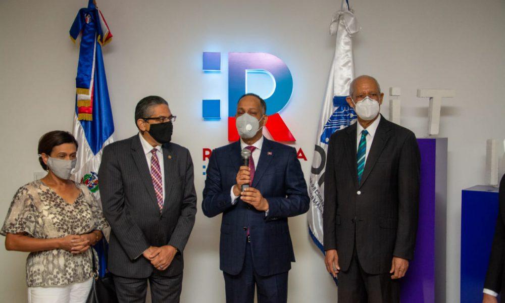 Pedro Quezada fue juramentado como nuevo director general de la OPTIC, garantiza desarrollo en esa institución continuará